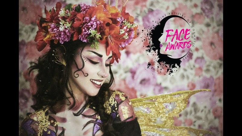 BUTTERFLY l NYX Professional Makeup Spain Face Awards FACEAWARDS_ES l DALIA MAKEUP
