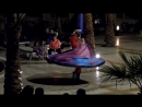 Красивый арабский танец с юбками.Иордания.