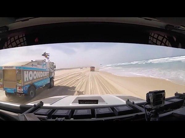 Rally Dakar 2018 the Cherry on the Cake. Dakar Onboard moments. Inside dakar!