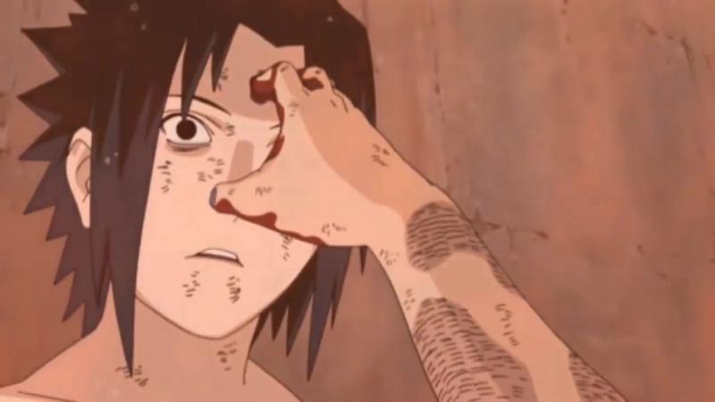Naruto Shippuuden - Sasuke vs Itachi [AMV] _ Skillet - Comatose