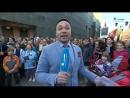 ТВ С-Петербург о нашем песенном флешмобе