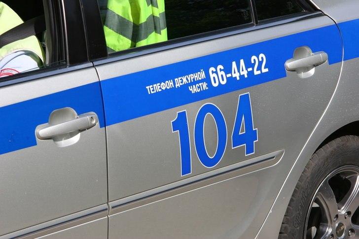 С начала года в Томске задержали 100 пьяных водителей