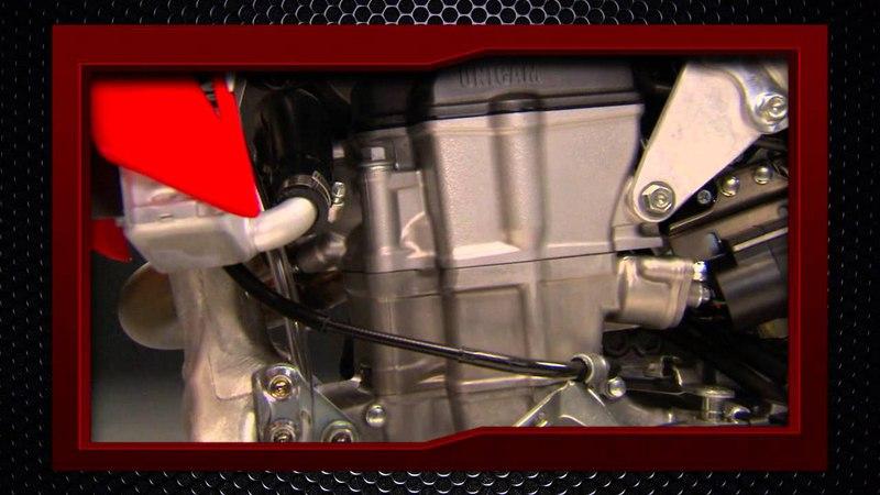 2015 Honda CRF450R CRF250R Tech Talk