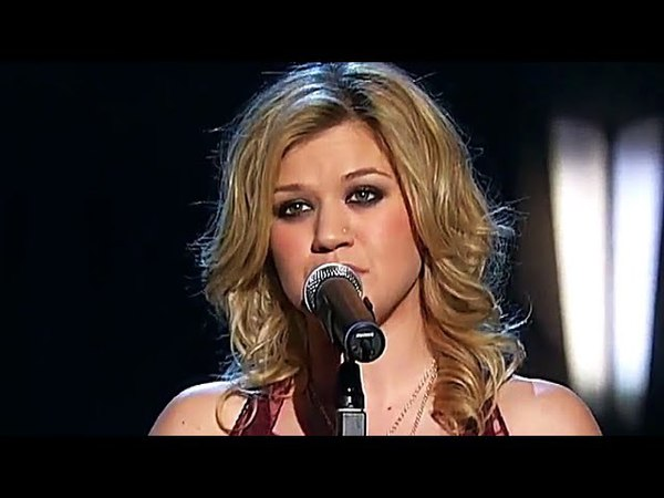 Kelly Clarkson - Because of You Live on Wetten Dass 2006