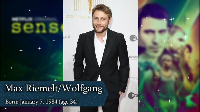 << Sense8 Cast Real Age 2018 >>