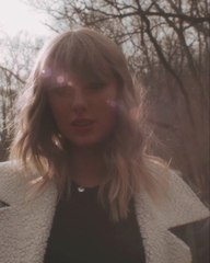 """Taylor Swift on Instagram: """"Vertical video for #Delicate out now. Only on @spotify ✨"""""""