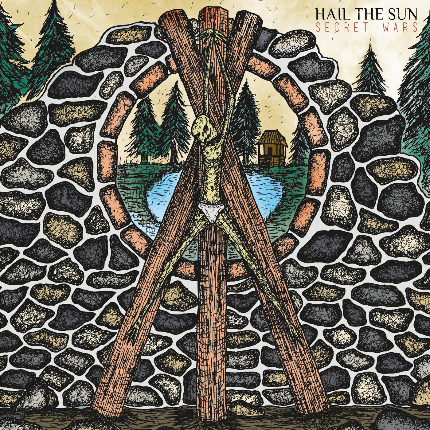 Hail the Sun - 1109 [single] (2017)