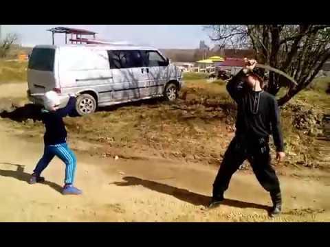 Длинные ножи и Богдан Гайденко в Покрове (Подольск)
