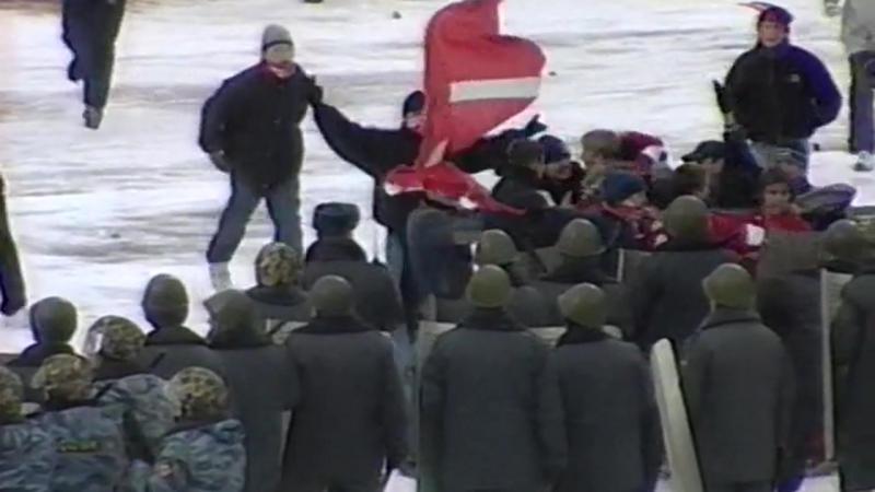 2005 - 1-й гол Романа Павлюченко в ворота ярославского Шинника (3:1)