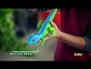 Интерактивная игрушка Робо-ящерица и Робо-змея RoboAlive
