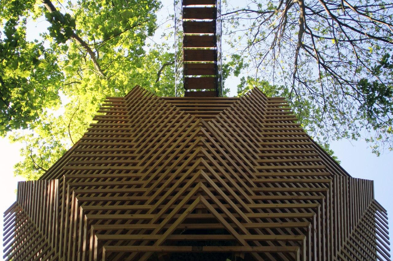 ORIGIN Tree House / Atelier LAVIT