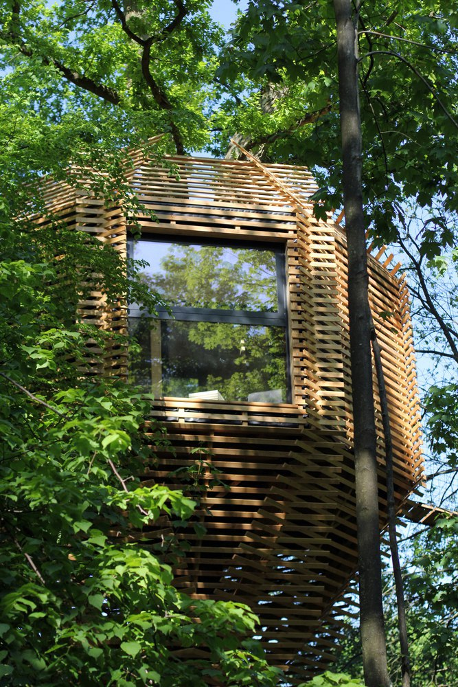 ORIGIN Tree House / Atelier LAVIT