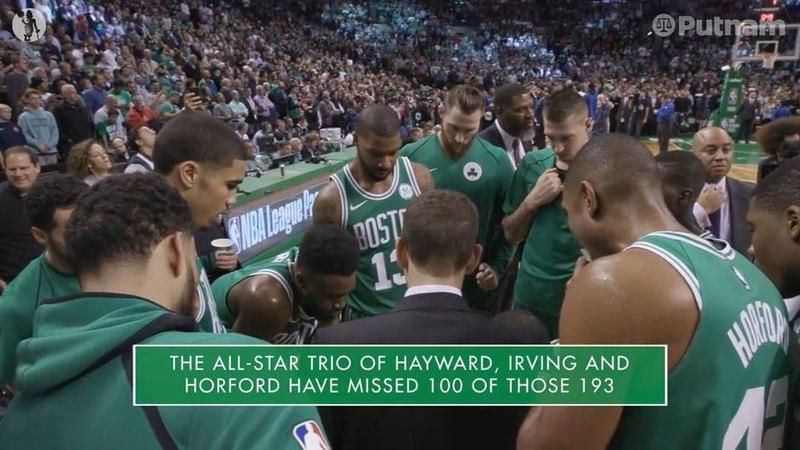 Boston Celtics в Instagram: «Coach Stevens has kept the wins coming all season despite losing key players. If that doesn't scream Coach of the Ye...