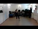 Индийский танец урок 6