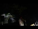 НОчной музыкант на набережной Коктебель