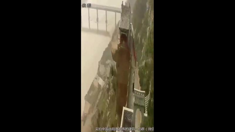 Храмчики в Китае - хорошие места для уединения и созерцания)