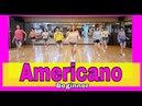 Americano Line Dance Beginner Rafel Corbi