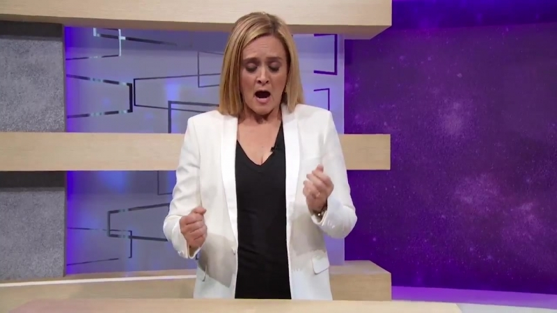 Samantha Bee Apologizes On Air For Calling Ivanka Trump An Epithet