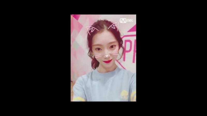 180527 Wink Fairy Kim Suyun Produce 48 смотреть онлайн без регистрации