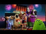 Монстры на каникулах 3 (2018) Русский Трейлер HD 1080p