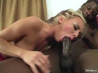 Bree olson - big black beef stretches little pink meat 5 - 1