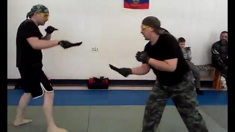 Толпар г.Кемерово-Бойцовые коты г.Новокузнецк совместная тренировка