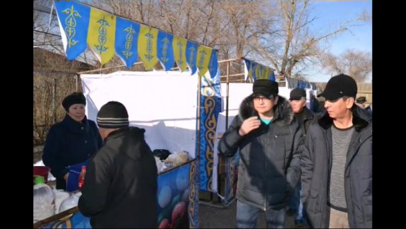 11 қараша күні Қарабұтақ, Ақкөл ауылдық округтерінің ұйымдастыруымен ауылшаруашылығы жəрмеңкесі өтті