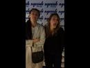 Театр танца Десятая авеню спектакль Я Вдова и Я Вдова на Радио Маяк в Нескучном вечере