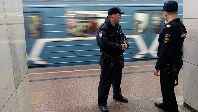 Страшный инцидент в московском метро