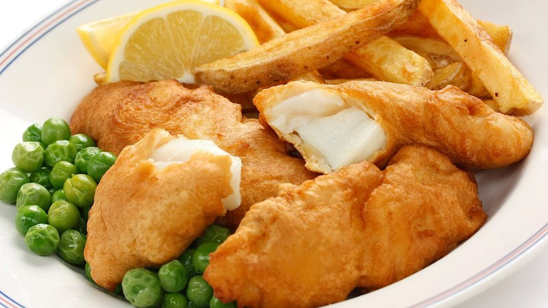 How to Make Basic Batter for Fried Food Deep Frying