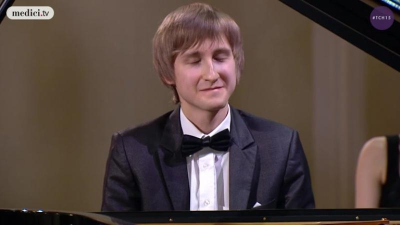Дмитрий Маслеев 2 ТУР Моцарт, Концерт № 20 для фортепиано с оркестром ре минор, К- 466 - XV Международный конкурс имени П- И- Ч