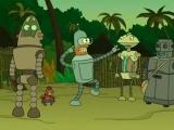Futurama Bender Dancing Tänze RAMMSTEIN Tier