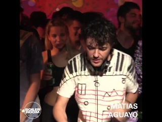 Boiler Room London - Matias Aguayo