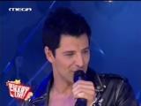 Сакис Рувас, поющий