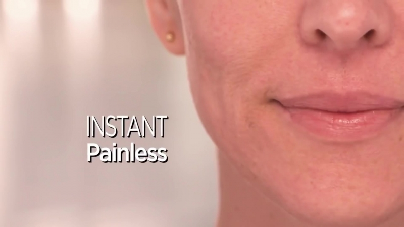 Flawless депилятор для лица в стиле губной помады
