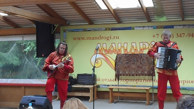 июнь 2016 - Мандроги