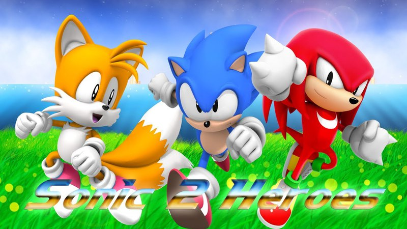 [TAS] Sonic 2 Heroes: Runthrough [All Emeralds]