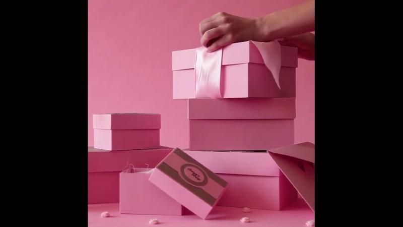 Подарочные коробочки AmoreShop