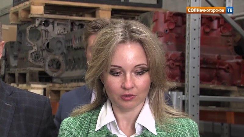 Предприятие «ЛОНМАДИ» движется вперед вместе с Солнечногорским районом