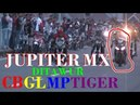GANAS !! JUPITER MX Tantang CB GL MP TIGER HEREX | Drag Bike Mojoagung