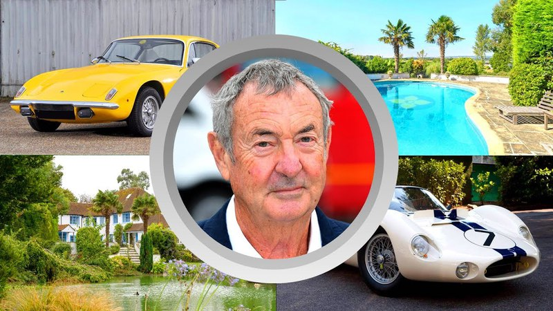 Nick Mason Net Worth, Lifestyle, Family, Biography, House and Cars