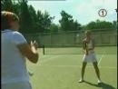Уроки тенниса Часть 2 ↓Подпишись↓