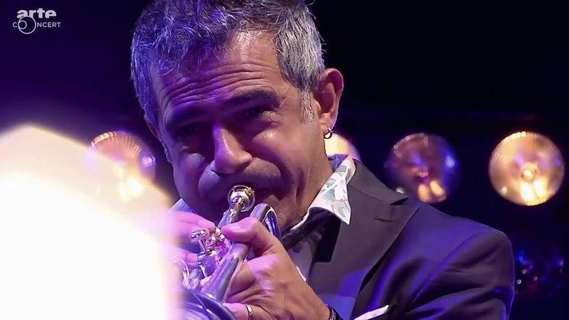 2016 Richard Galliano, Paolo Fresu и Jan Lundgren на Nancy Jazz Pulsations