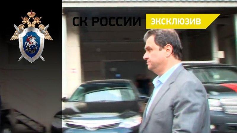 Обвиняемый Г. Пирумов