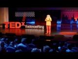 Слава Полунин - Счастье дурака (TEDxSadovoeRing)