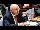 Speech by the representative of Russia at the UN. Our patience is not boundless