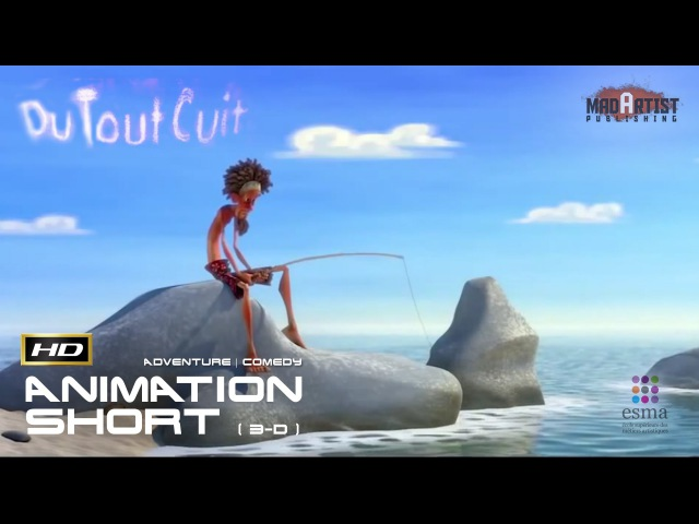 Funny CGI 3d Animated Short Film ** ITS A CINCH ** Adventure Animation Movie by ESMA Team