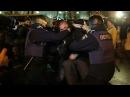 12 февраля 2018. Киев. Під час акції на підтримку Саакашвілі поліція затримала одну особу