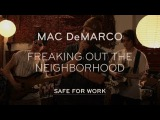 Mac DeMarco Performs