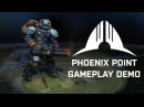 Phoenix Point Pre-Alpha Demo Gameplay PC Gamer Weekender.